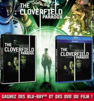 JEU CONCOURS THE CLOVERFIELD PARADOX : des DVD et Blu-Ray à gagner