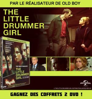 JEU CONCOURS THE LITTLE DRUMMER GIRL : des coffrets DVD à gagner