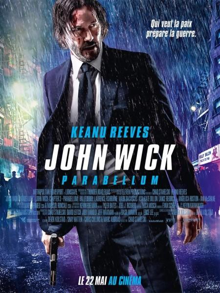 JEU CONCOURS JOHN WICK PARABELLUM