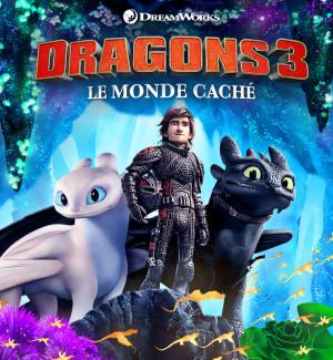 JEU CONCOURS DRAGON 3 : Le Monde Caché