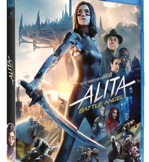 JEU CONCOURS ALITA BATTLE ANGEL : des Blu-Ray et des goodies !
