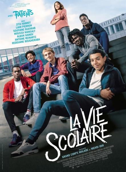 JEU CONCOURS LA VIE SCOLAIRE : des places de cinéma à gagner