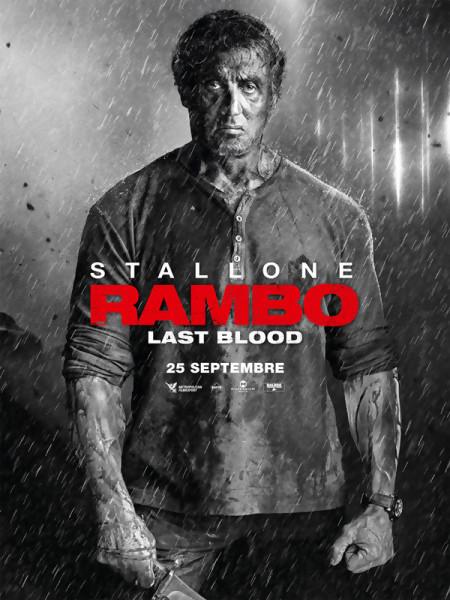 JEU CONCOURS RAMBO LAST BLOOD : des places de cinéma à gagner
