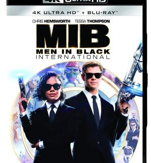Jeu Concours Men In Black International : des DVD, Blu-Ray, casquettes à gagner
