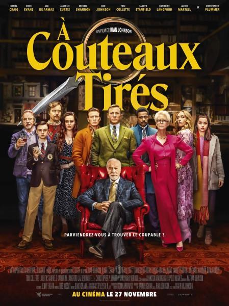 JEU CONCOURS A COUTEAUX TIRES :  des places de cinéma à gagner