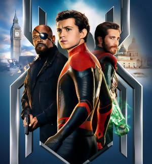 JEU CONCOURS SPIDER-MAN FAR FROM HOME : des Blu-Ray et des goodies à gagner