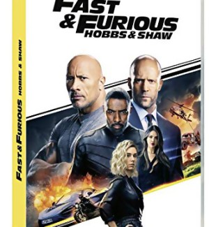 JEU CONCOURS FAST AND FURIOUS HOBBS & SHAW