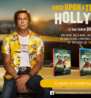 JEU CONCOURS ONCE UPON A TIME IN HOLLYWOOD