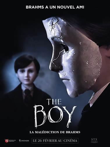 JEU CONCOURS THE BOY LA MALEDICTION DE BRAHMS : des places de cinéma à gagner