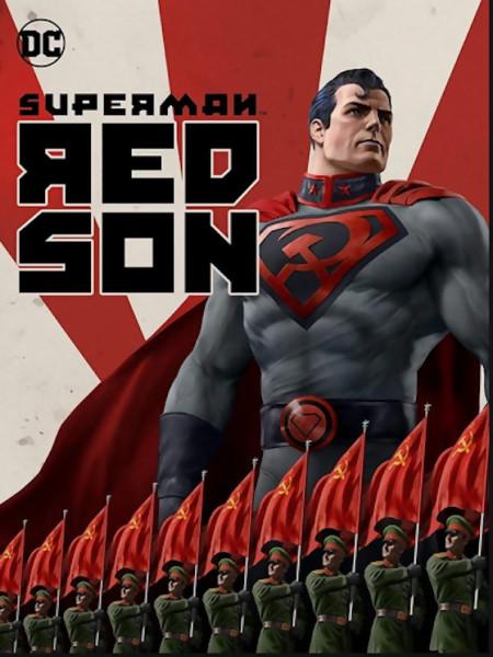 JEU CONCOURS SUPERMAN RED SON : des DVD et Blu-Ray à gagner