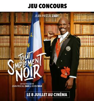 JEU CONCOURS TOUT SIMPLEMENT NOIR : des places de cinéma à gagner