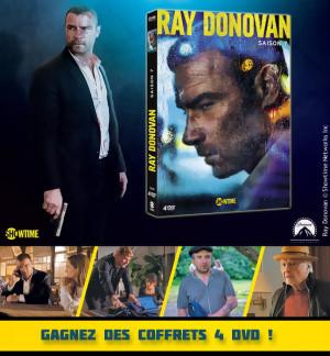 JEU CONCOURS RAY DONOVAN SAISON 7 : des coffrets DVD à gagner