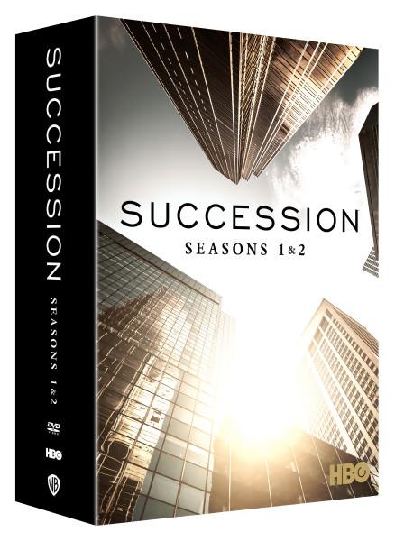 JEU CONCOURS SUCCESSION : gagnez des coffrets DVD de la saison 1 et 2