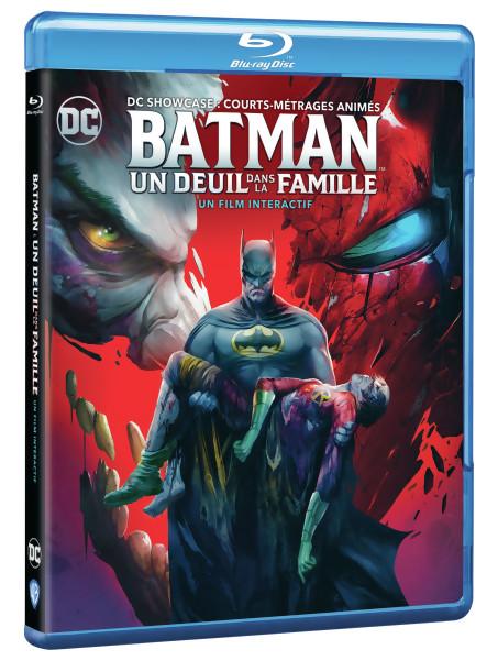 JEU CONCOURS BATMAN UN DEUIL DANS LA FAMILLE : des Blu-Ray à gagner