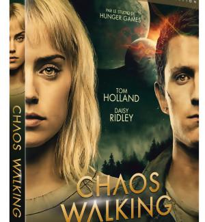 JEU CONCOURS CHAOS WALKING : des DVD et BLU-RAY à gagner