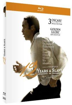 12 years a slave - Blu Ray