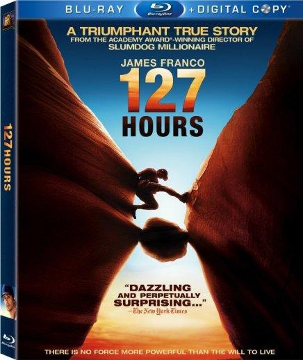 127 heures DVD & Blu Ray