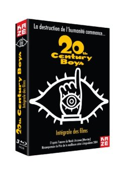 20th century boys - la trilogie Blu Ray
