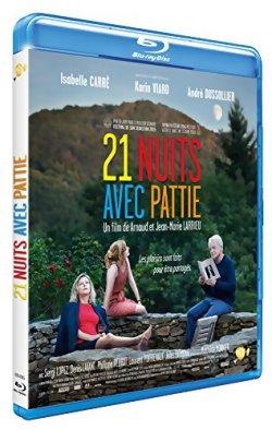 21 nuits avec pattie - Blu Ray