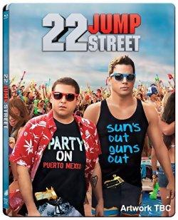 22 Jump Street - Blu Ray
