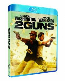 2 Guns - Blu Ray