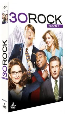 30 Rock - Saison 5 DVD