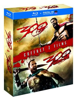 300 et 300 : Naissence d'un empire - Blu Ray