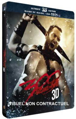 300 : La Naissance d'un Empire - Blu-ray 3D