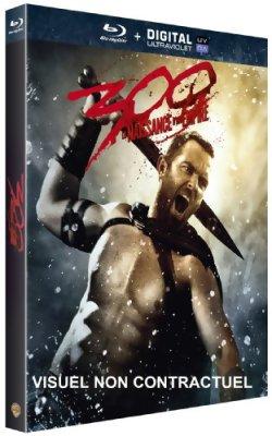 300 : La Naissance d'un Empire - Blu-ray