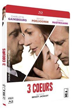 3 coeurs - Blu Ray