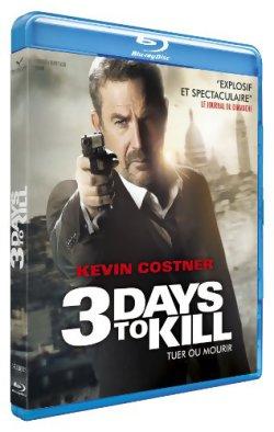 3 days to kill - Blu Ray
