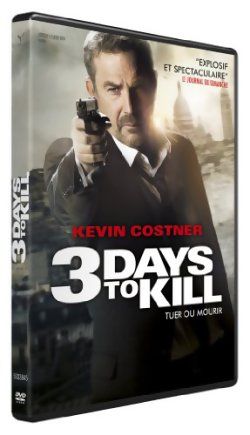 3 days to kill - DVD