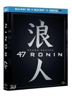 47 Ronin - Blu Ray 3D