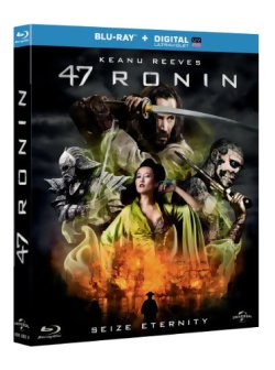 47 Ronin - Blu Ray
