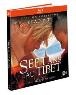 7 ans au tibet Digibook Combo DVD + Blu Ray