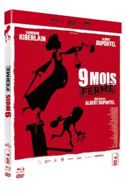 9 mois ferme - Blu Ray