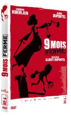 9 mois ferme - DVD