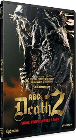 ABC of death 2 - DVD