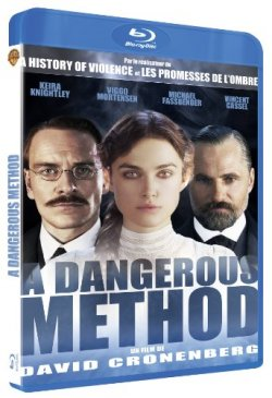 A Dangerous Method Blu ray