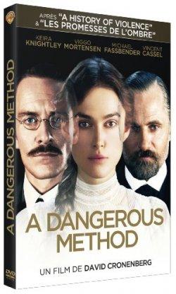 A Dangerous Method DVD