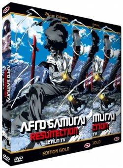Afro Samurai : Resurrection - Edition Gold