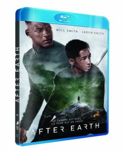 After Earth - Blu Ray