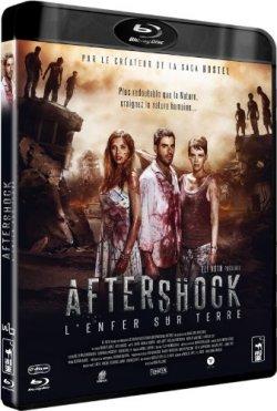 Aftershock, l'Enfer sur Terre - Blu Ray
