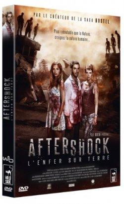 Aftershock, l'Enfer sur Terre - DVD