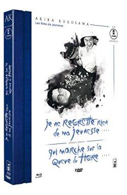 Akira Kurosawa - Coffret Blu-Ray n°1