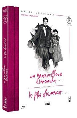 Akira Kurosawa - Coffret Blu-Ray n°2