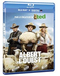 Albert à l'Ouest - Blu Ray