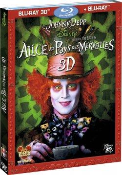 Alice au pays des merveilles - 3D
