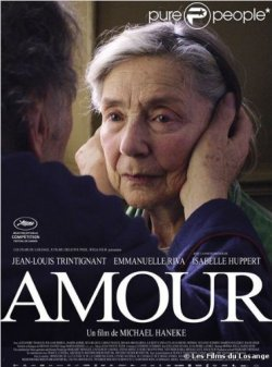 Amour - Blu Ray