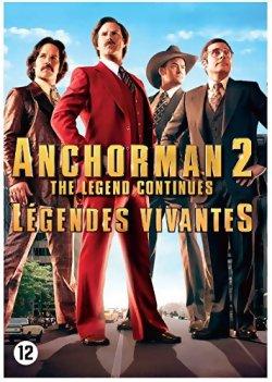 Anchorman 2 : Légendes vivantes - DVD